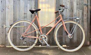 Fiets cadeau geven bayk retro fiets