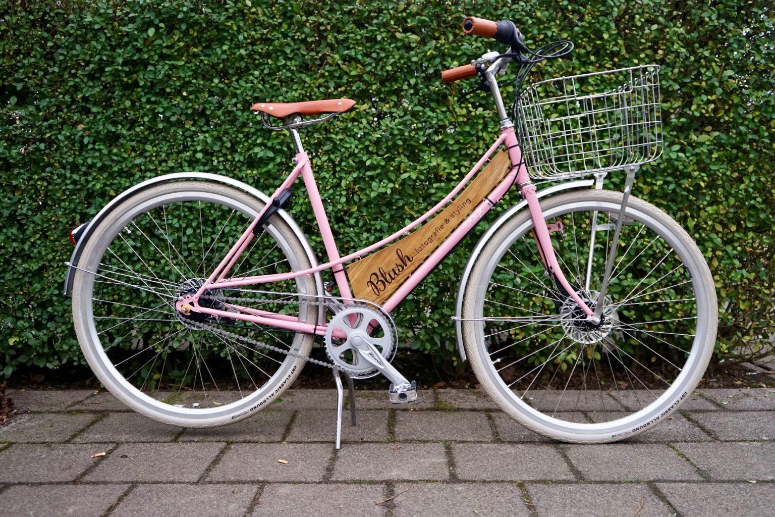 Custom fiets