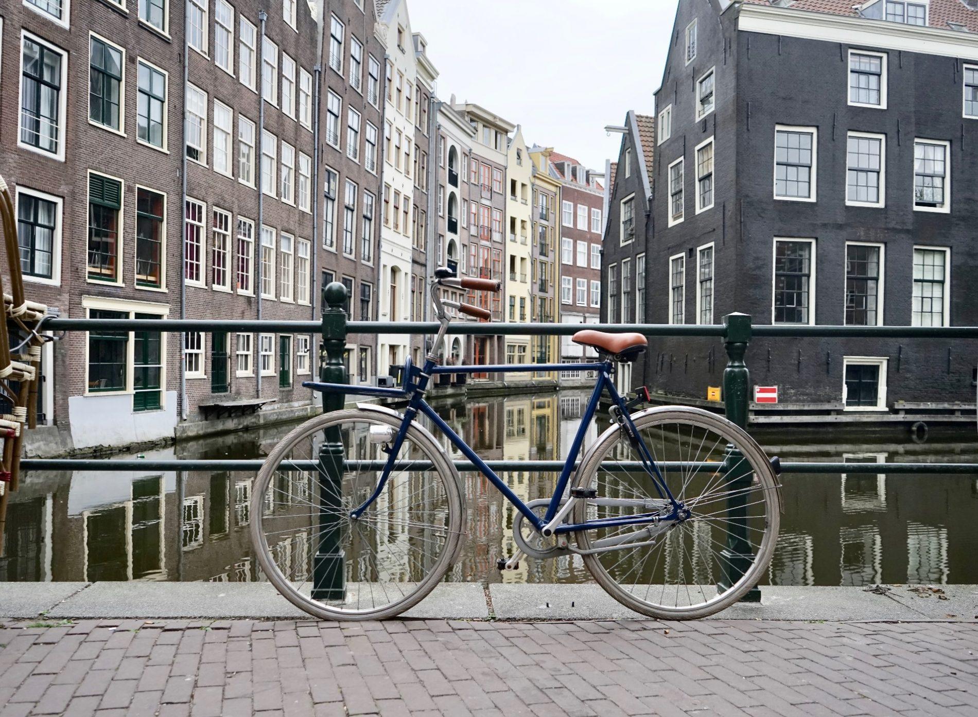 Fietsplan Bayk fiets van de zaak